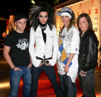 Parking in Tokio Hotel